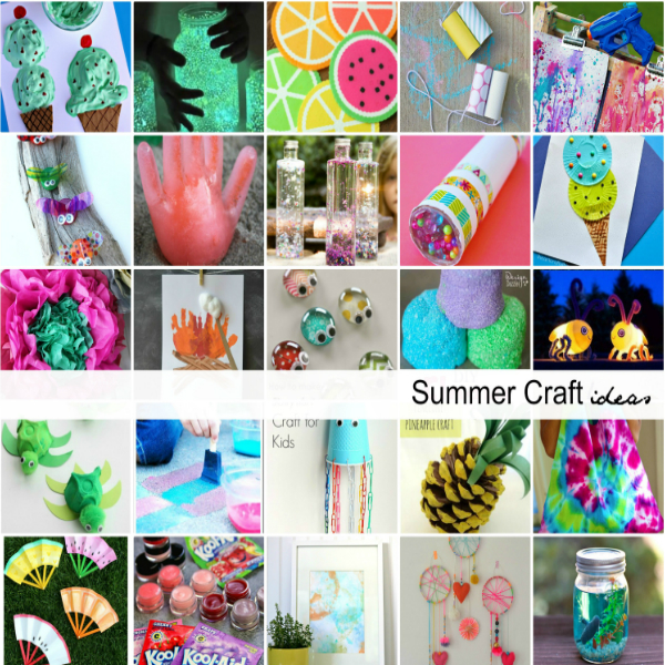 Summer-Craft-Ideas-for-Kids-FB