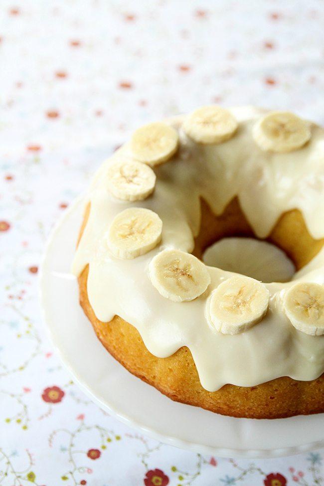 Almond Nutella Cake Recipe