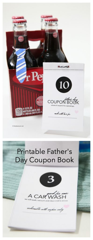 father's day coupon book pin