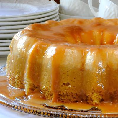 flan cake E