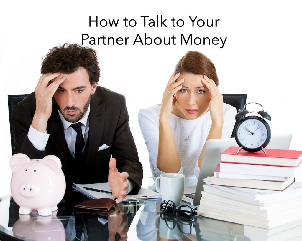 Talk to guys for money