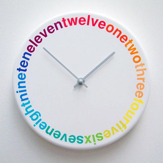 7dc134ef0409 DIY Clock Ideas - The Idea Room