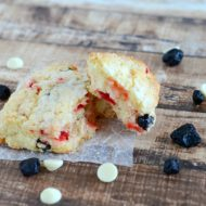Fourth of July Scones Recipe