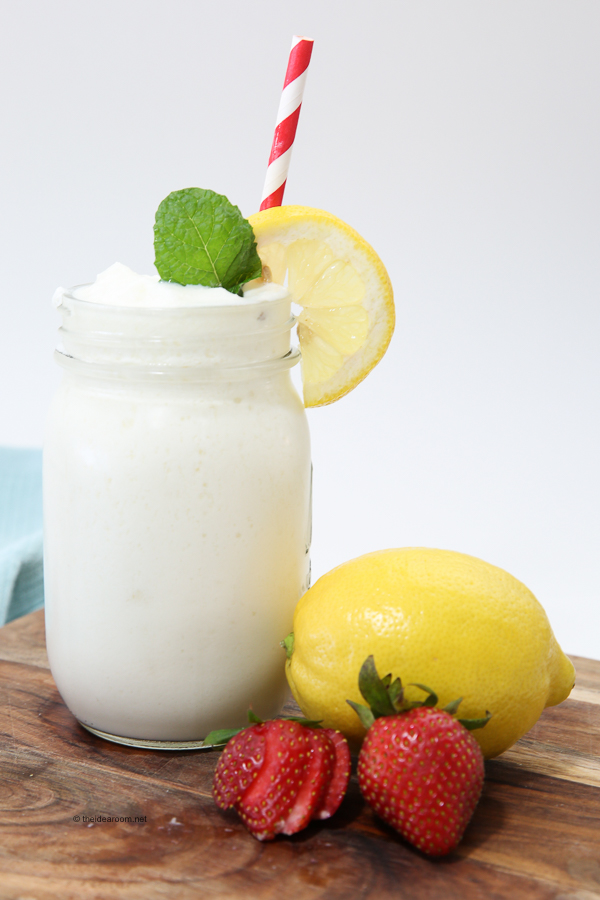 Copycat Chick Fil A Frozen Lemonade Recipe