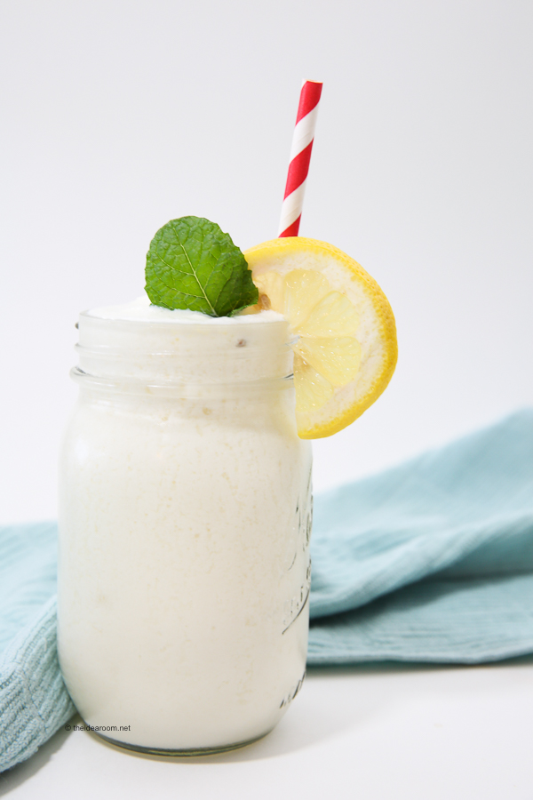 Chick-fil-A Frozen Lemonade Recipe theidearoom.net