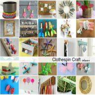 Clothespin Craft Ideas