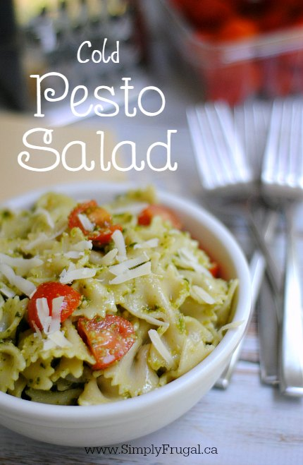 Cold-Pesto-Salad