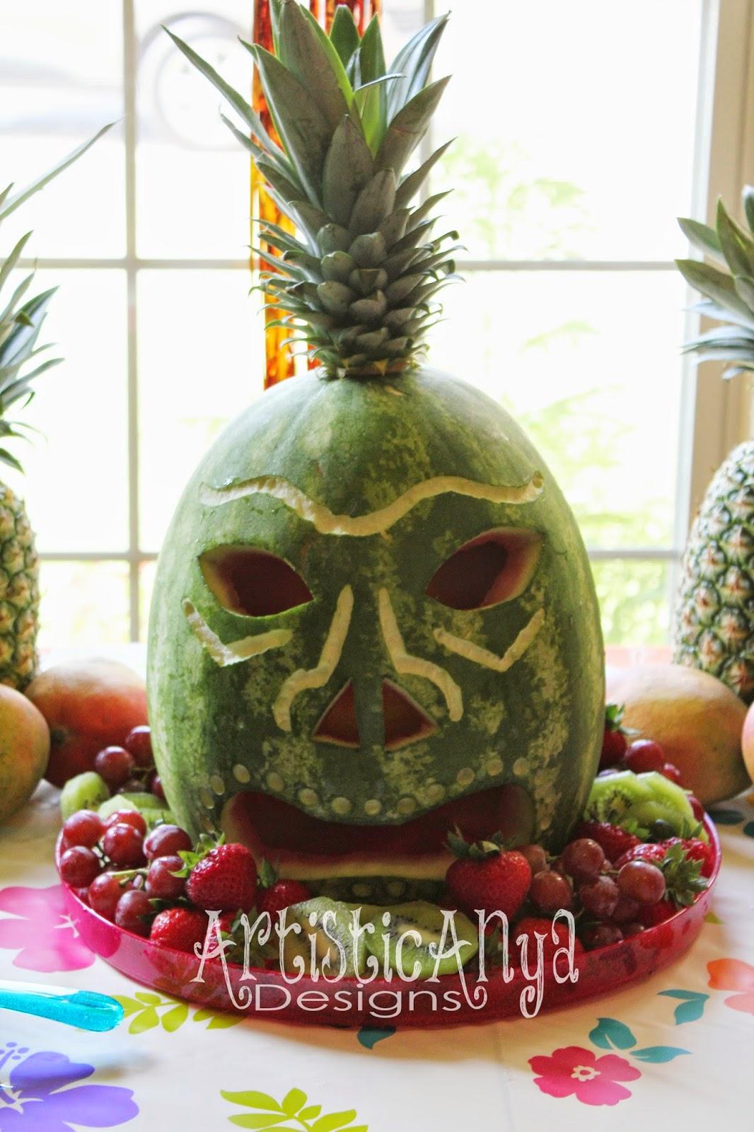 Carved watermelon ideas the idea room