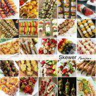Skewer Recipe Ideas