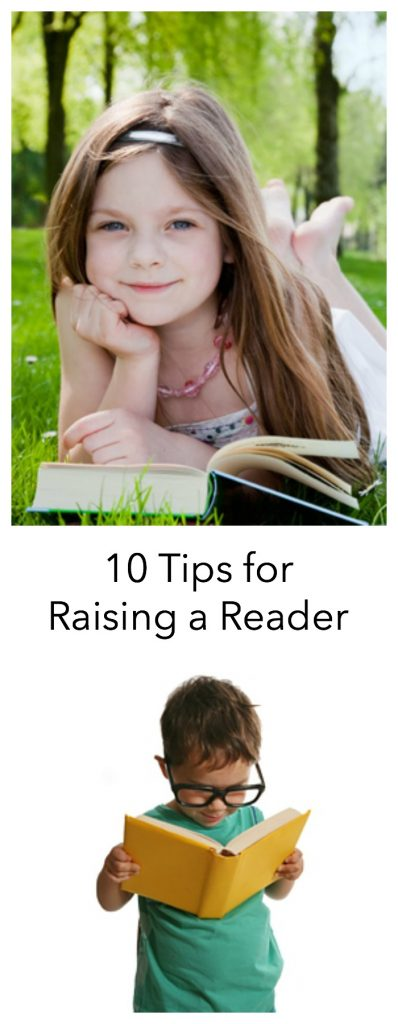 Tips for raising a reader