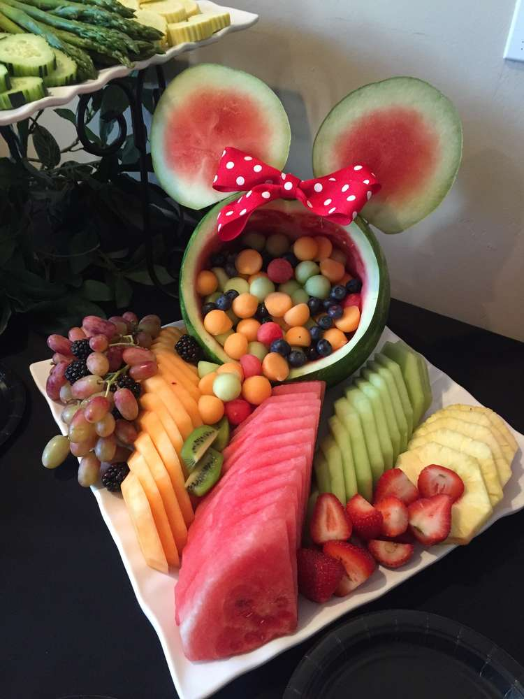 Food Ideas For Luau Baby Shower