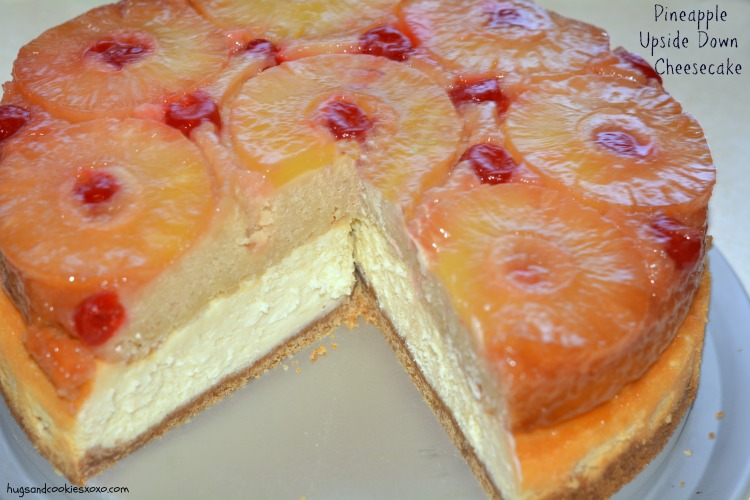 Lemon Pineapple Upside Down Cake