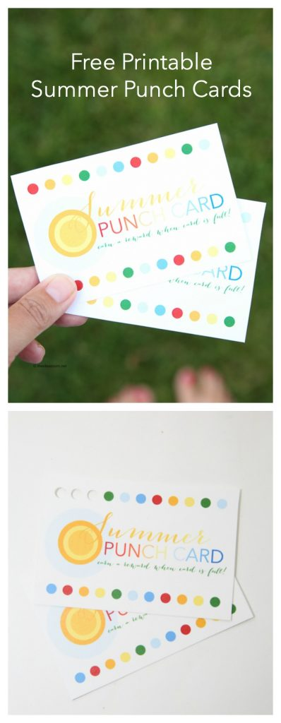 summer-punch-cards pin