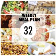 Weekly Meal Planner #32