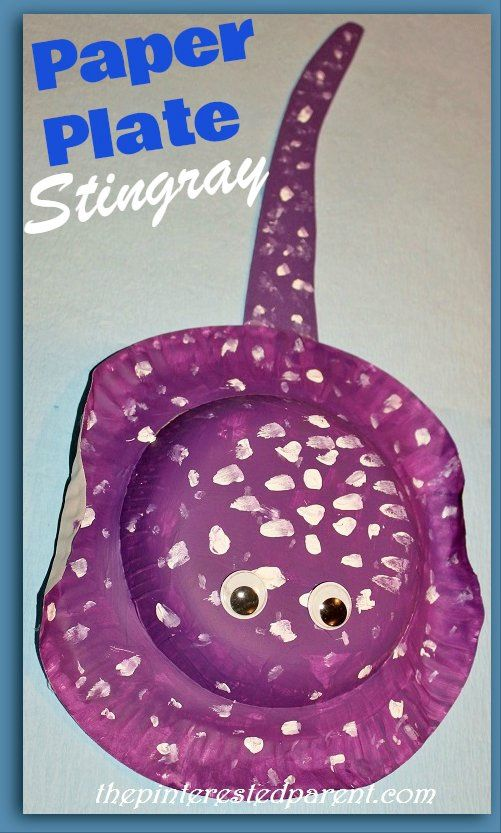 Stingray Arts And Crafts