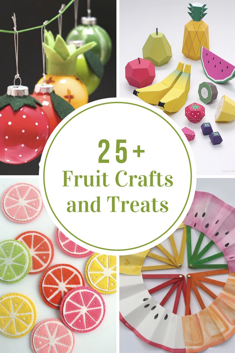 25-fruit-crafts-and-treats
