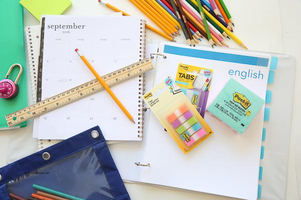 Back to School Post It theidearoom.net-4