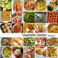 Garden Fresh Vegetable Recipes