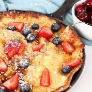 Oven German Pancakes Recipe