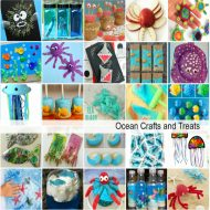 Ocean Crafts and Treats