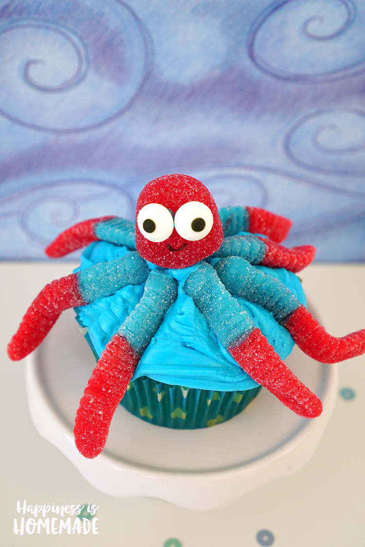 Octopus-Cupcake-for-Finding-Dory-Movie-Party-1