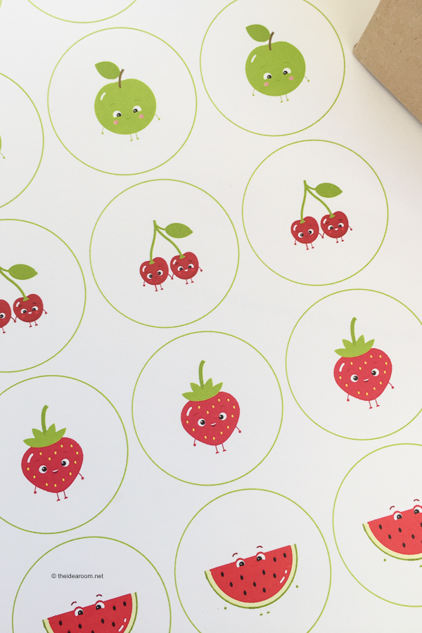 Printable Fruit Stickers theidearoom.net-3
