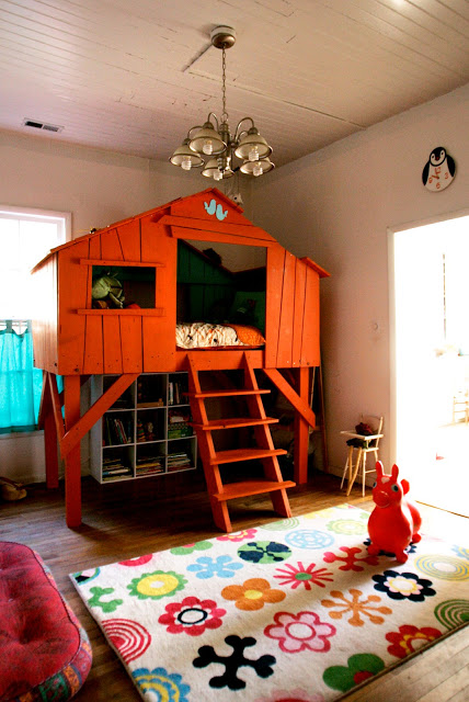 Creative Spaces for Kids - The Idea Room