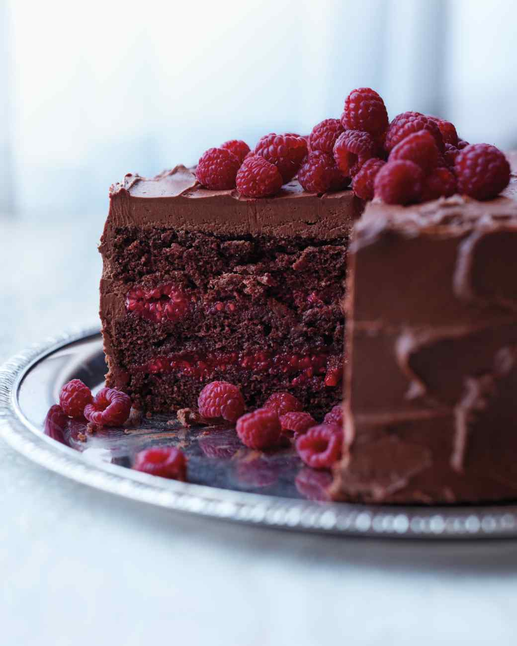 Six Layer Chocolate Cake Recipe