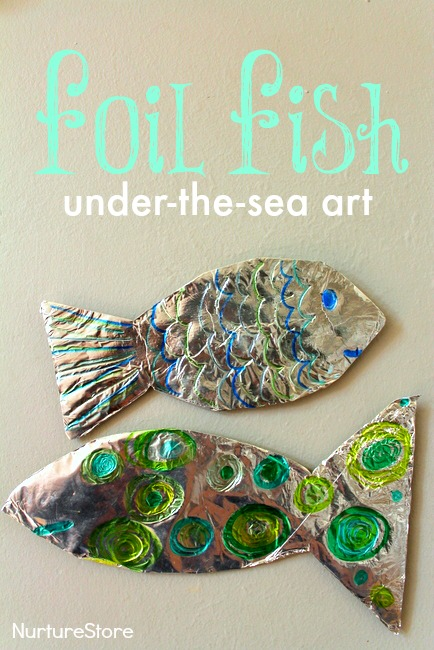 foil-fish-ocean-under-the-sea-art-craft