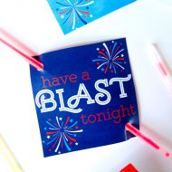 Fourth of July Patriotic Printable