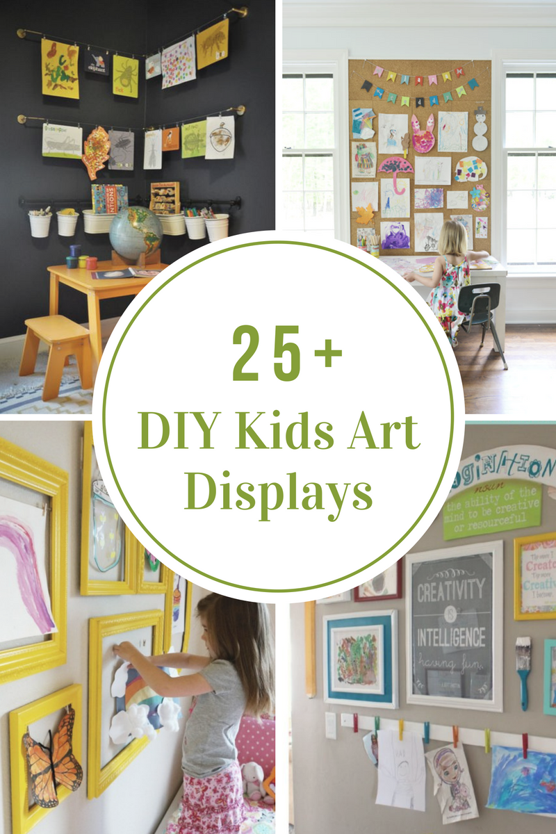 25-diy-kids-art-displays