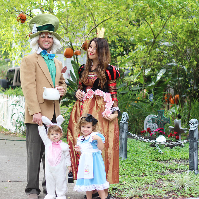 Diy Family Halloween Costume Ideas The Idea Room