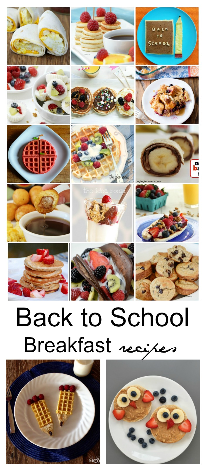 Back-to-school-Breakfast-Recipes-Ideas