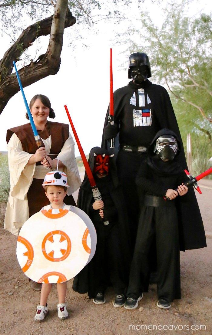 Diy Family Halloween Costume Ideas The Idea Room