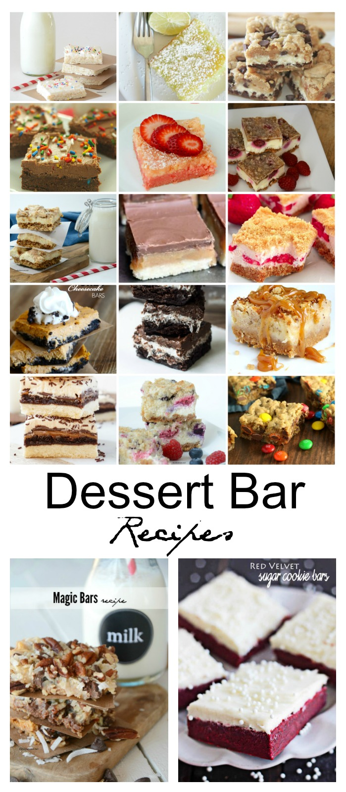 Dessert-Bar-Recipes-Ideas