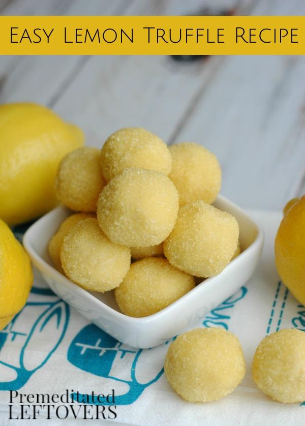 Easy-Lemon-Truffle-Recipe