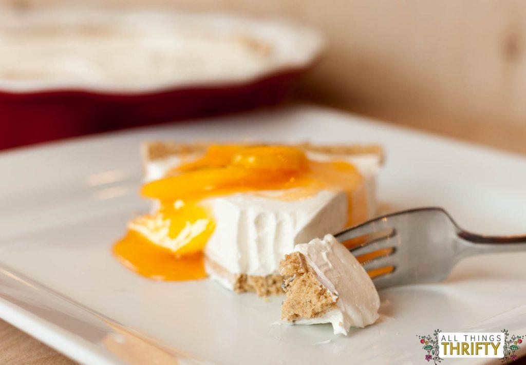 No-Bake-Cheesecake-Peach-Glaze-3