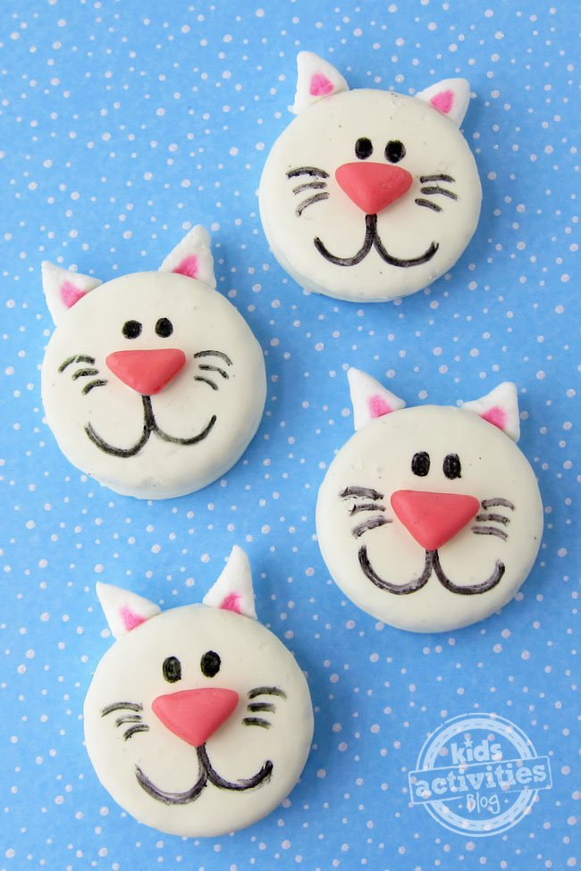 Cat Craft And Treat Ideas For Kids The Idea Room