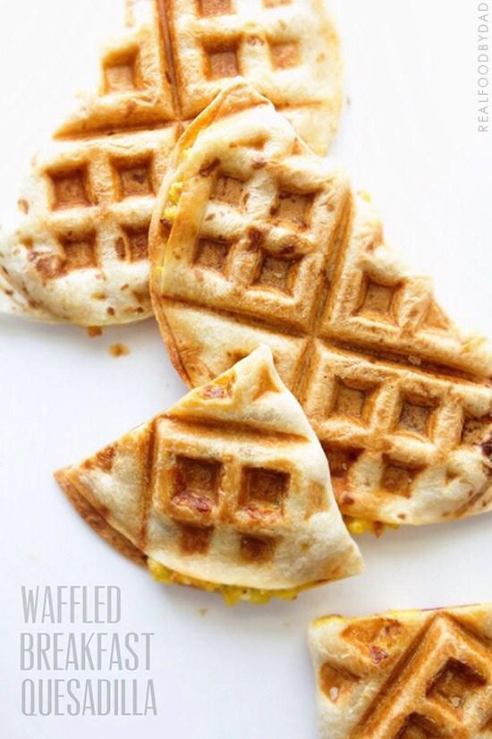 Waffled-Breakfast-Quesadilla-by-Real-Food-by-Dad