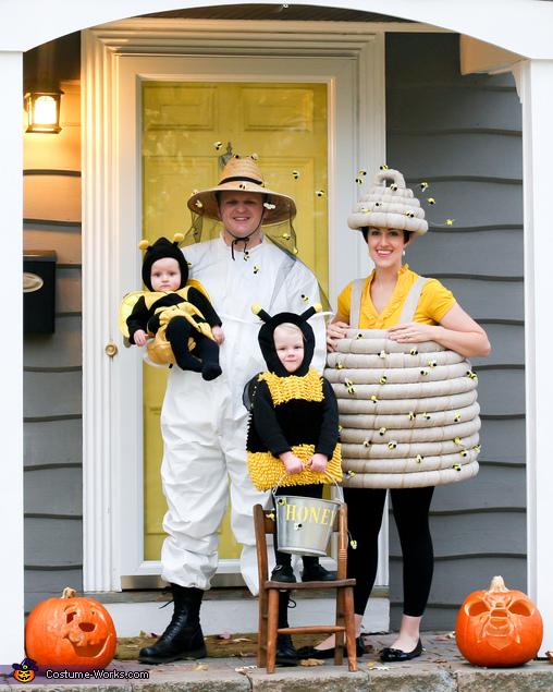 beehive_and_beekeeper