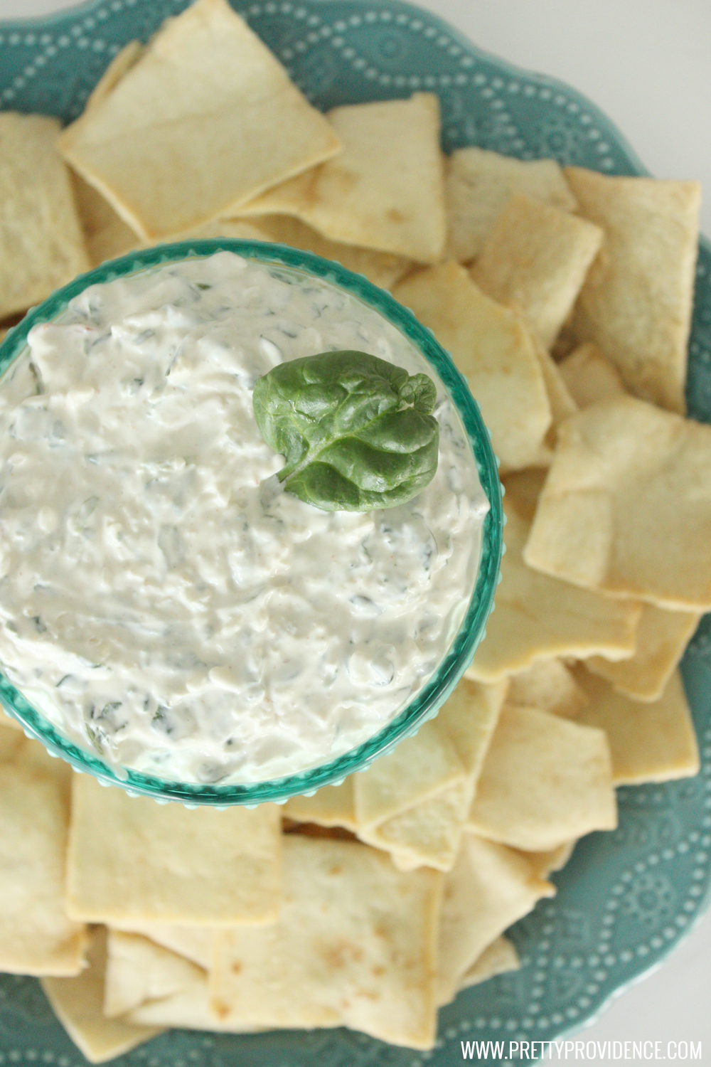 easy-spinach-dip