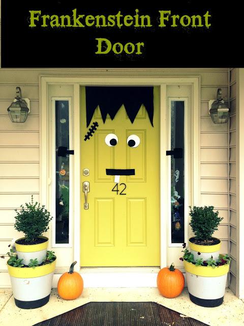 front door beauty shot