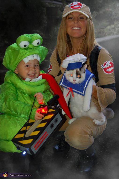 Cat Costume Child Make