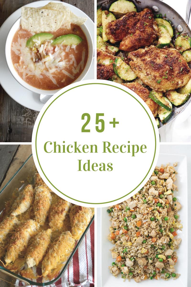 25-chicken-recipe-ideas