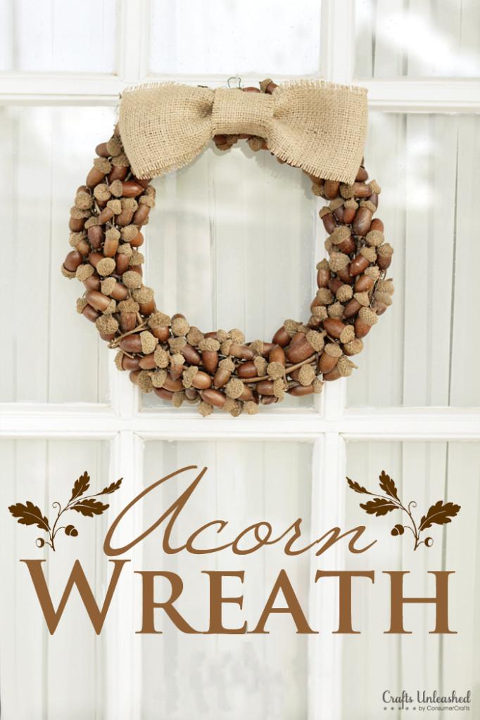 Craft Ideas Wreath Making
