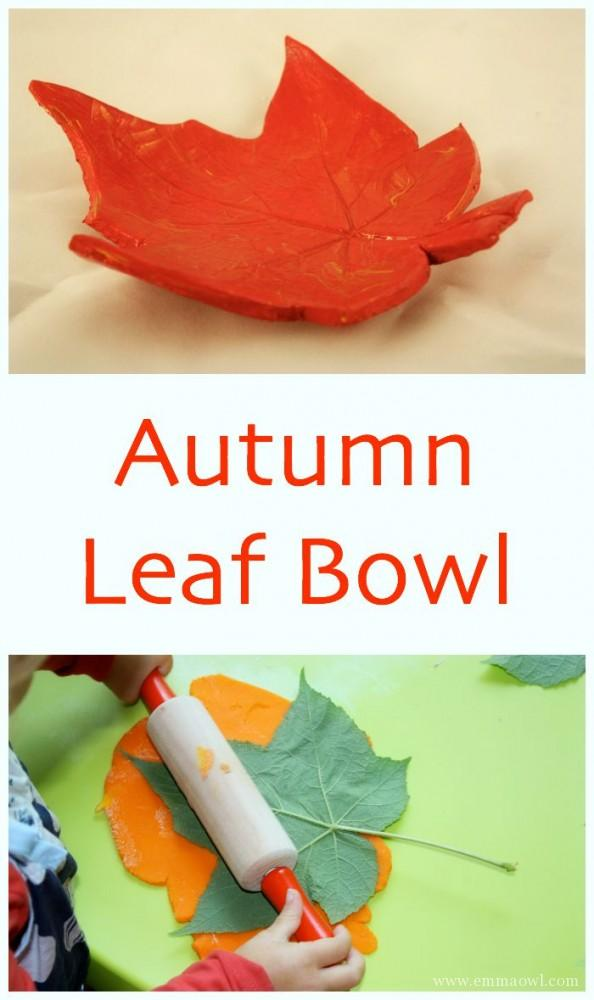 autumn-leaf-bowl-made-with-air-dry-clay-this-is-a-great-fall-time-craft-project-for-kids-of-all-ages-they-make-the-best-christmas-gifts-594x1000