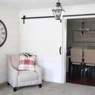 How to Install Barn Door Hardware