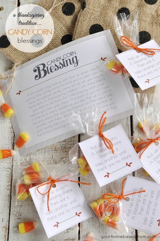 Candy Corn Blessings