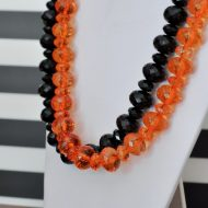 DIY Glam Halloween Necklace