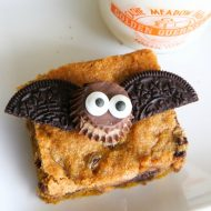 Pumpkin Chocolate Chip Cookie Bars Recipe
